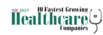 10 Fastest Growing Healthcare Companies